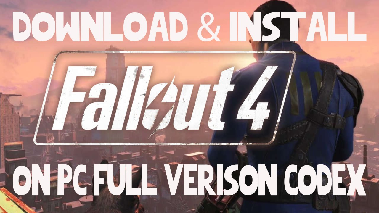 4 update pc fallout download