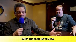Andy Kindler Interview Moontower Comedy Festival 2016