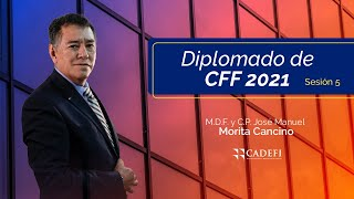 Cadefi   Diplomado de Código Fiscal de la Federación   2021