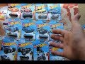 2018 A Case Hot Wheels Haul!! Brand New 2018 A Case Models! ACURA, VW, BATMOBILE!!
