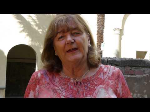 27 LUGLIO 2014: intervista Freda Kelly, la segretaria dei Beatles