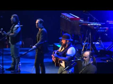 Zac Brown Band - Goodbye In Her Eyes (SSE Arena, London, 25/09/15)