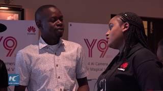 HUAWEI Y9 SMARTPHONE  MAKES DEBUT IN KENYA