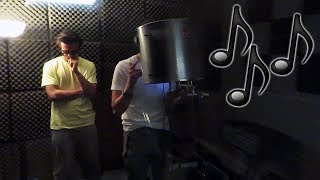 Azam and I Have Recorded Another Song...
