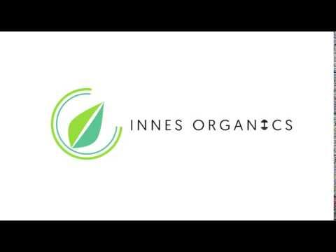 Innes Organics Logo Animation