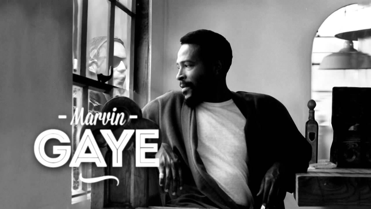 marvin gaye geri room