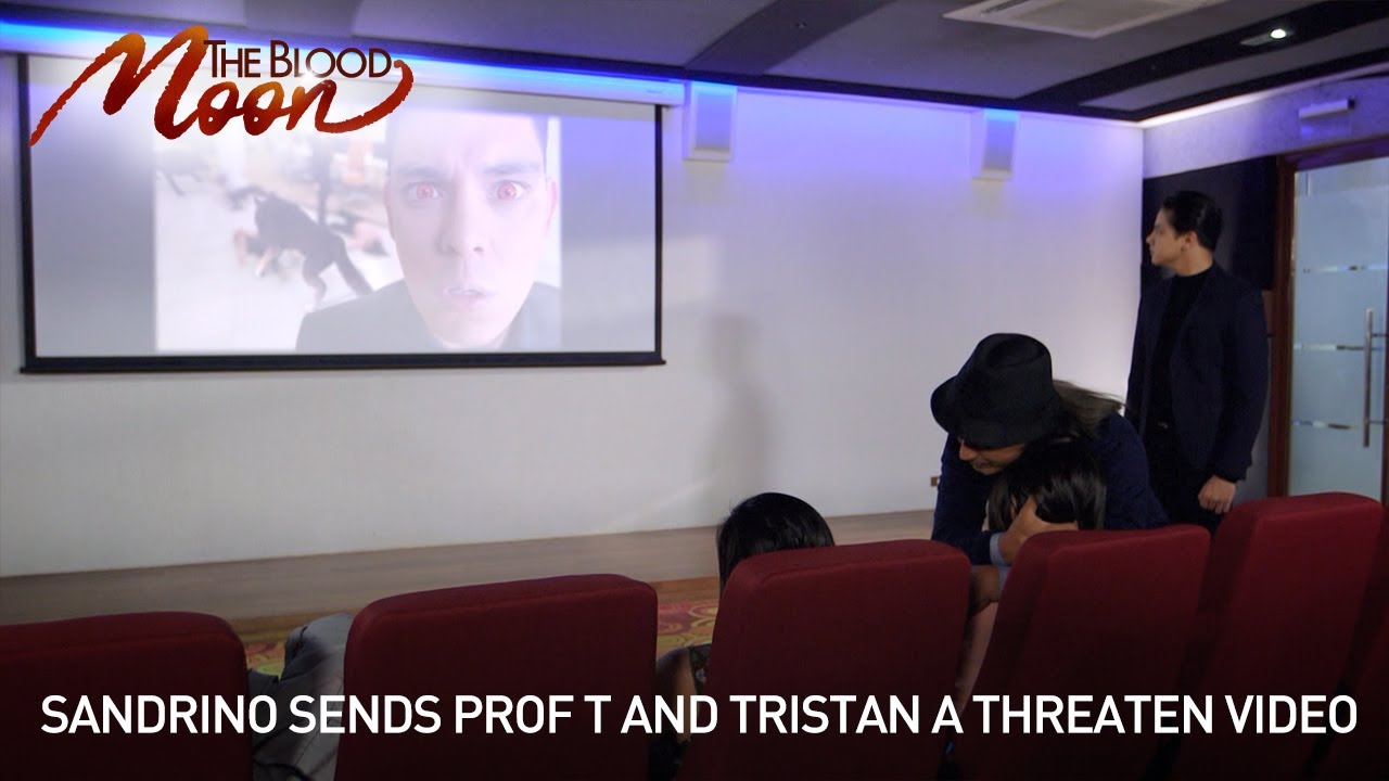 Download The Blood Moon | EP 88 | Sandrino sends Prof T and Tristan a threaten video | StarTimes (Oct 13)