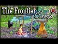 Awesome Camp Fire Cooking Setup From The Early 1900's Frontier (2018)