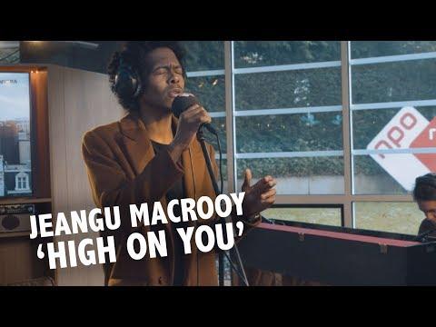 Jeangu Macrooy - 'High On You' live @ Ekdom in de Ochtend