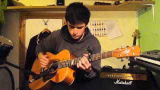 "One Direction ""Little Things"" (Guitar Cover By Maxl)"