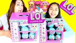 L.O.L Surprise Balls Opening 1 Entire Box |B2cutecupcakes