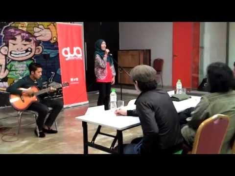 Sesal Separuh Nyawa - Alyah (audition guakustika)