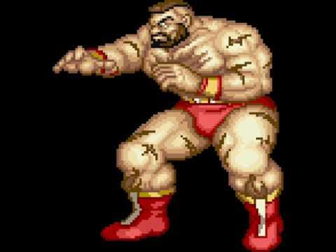 Street Fighter 2 Turbo - Zangief Theme