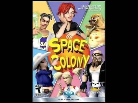 Space Colony Theme Song - Firefly and Gathering.mov