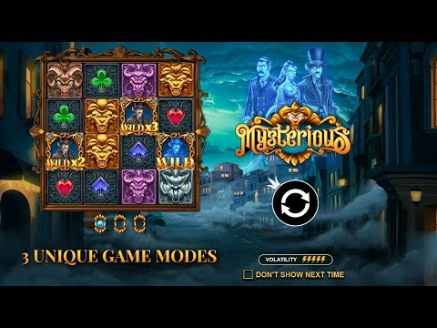 Mysterious Pragmatic Play Slot Review Demo Play