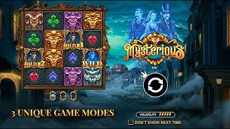 MYSTERIOUS (PRAGMATIC PLAY) ONLINE SLOT