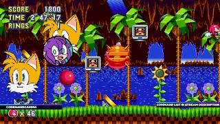 Sonic Mania VS Chat.