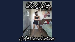 Brown Eyed Girls--Abracadabra (Dance Cover by JiSang)