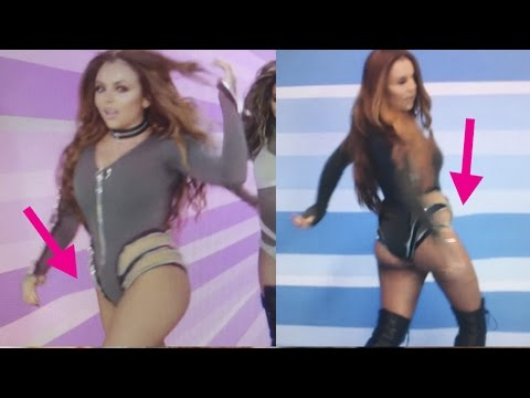 "Thumbnail: Little Mix Fans CALL OUT ""Touch"" Music Video After Jesy Nelson Photoshop Scandal"