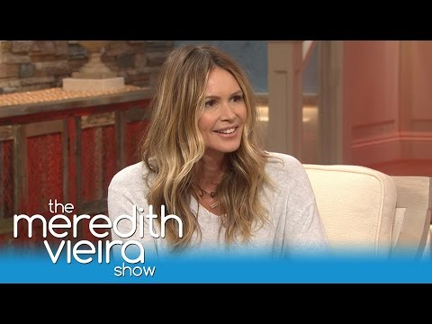 Elle Macpherson's AgeDefying Secrets!  The Meredith Vieira