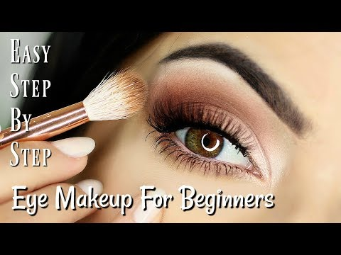 Beginners Eye Makeup Tutorial | Parts of the Eye | How To Ap