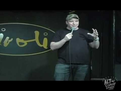 Pete Zedlacher - The Altdot Comedy Lounge - Jan. 23, 2012