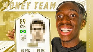 WE GOT OUR FIRST ICON - MANNY'S MONEY TEAM! #1