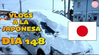 Mucha Nieve Y El Jason Movil Enterrado JAPON - Ruthi San ♡ 24-01-16