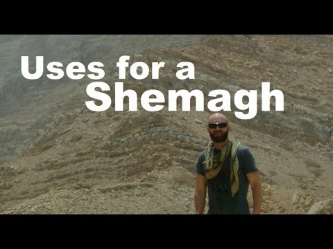 Uses for a Shemagh