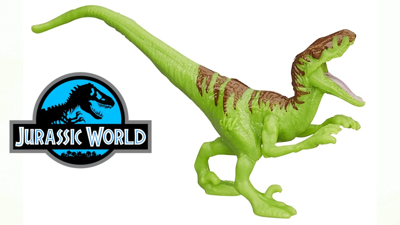 jurassic world mini figurines jouets pour enfants youtube. Black Bedroom Furniture Sets. Home Design Ideas