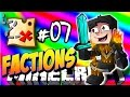 Minecraft FACTIONS VERSUS #7 'HEROIC CLUE SCROLL!' - Treasure Wars S2