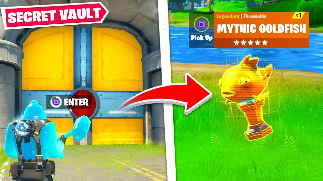 Top 10 Fortnite CHAPTER 2 SECRETS You DIDN'T KNOW ...