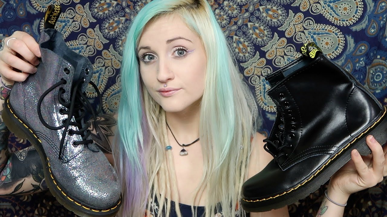 cecad0da00a3 Original Doc Martens VS Fakes!!!! - YouTube
