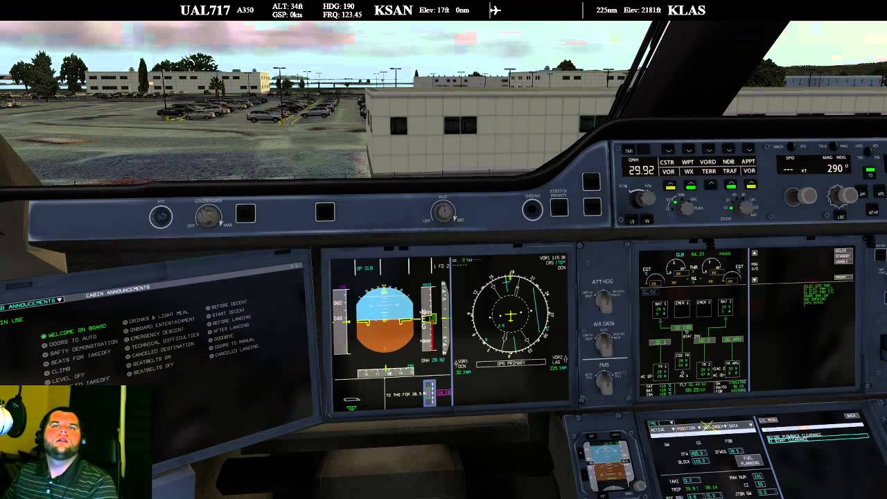 flightfactor a350