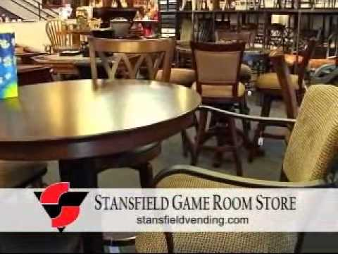Stansfields Game Room Store YouTube