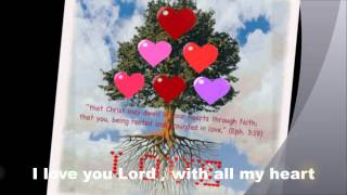 SBU Bible Group - I love You Lord with all my heart