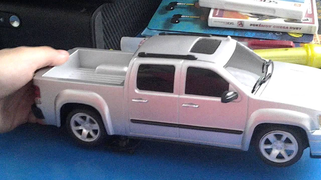 Gmc car toy review - YouTube