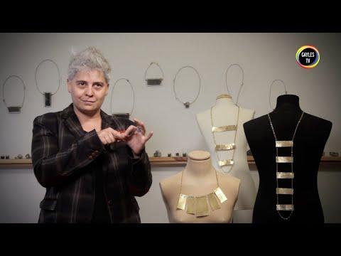 La joyería contemporánea de Amira Jalet