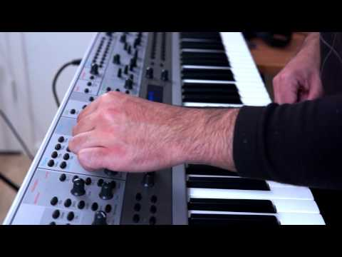 Novation Supernova II Trance Sounds