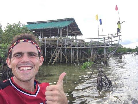 Titanic Bamboo Boat House - Misamis Oriental, Northern Mindanao