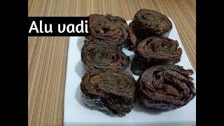 अरबी के पकोड़े बनाने का तरीका  | rikwach recipe| gujarati patra recipe|