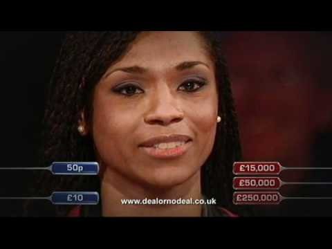 DEAL OR NO DEAL - DEBS INTERVIEW