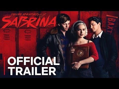 Sabrina embraces the darkness in Chilling Adventures season 2 trailer