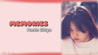 Download lagu Memories - Maroon 5 cover by Hanin Dhiya (lirik)