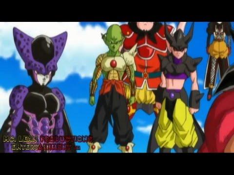 "Dragon Ball Super Teaser  ""Hooked On A feeling""  2015 HD"
