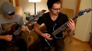 Encryptor - Stepping Stones Guitar Playthrough (track now available for free download!)