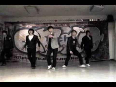 Seung Ri - Strong Baby dance steps