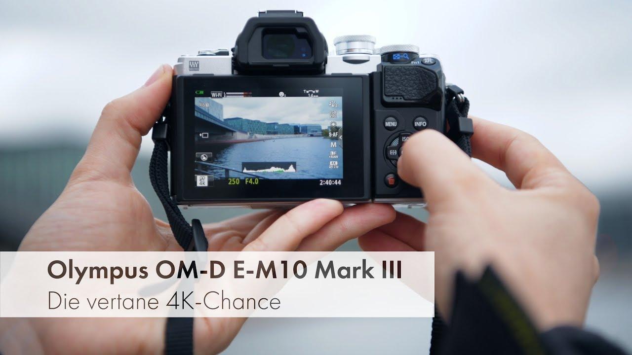 Olympus Om D E M10 Mark Iii Kit 14 150 Mm Silber Ab 99900 Ii 40 150mm