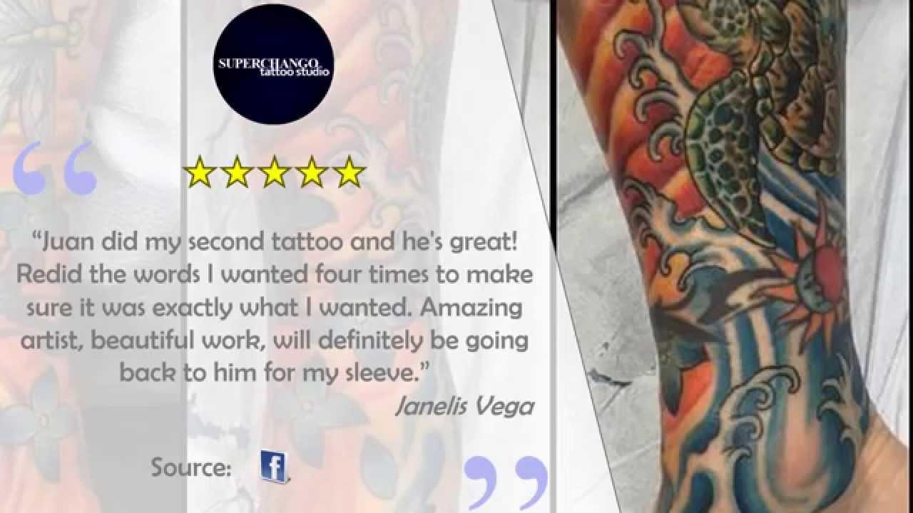 Superchango Studio REVIEWS The Woodlands, TX (281) 367-9233 Tattoo ...