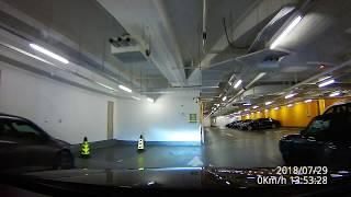 [停車場][高清][P牌資訊] 高銀金融國際中心 停車場